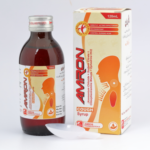 Amron Cough Syrup