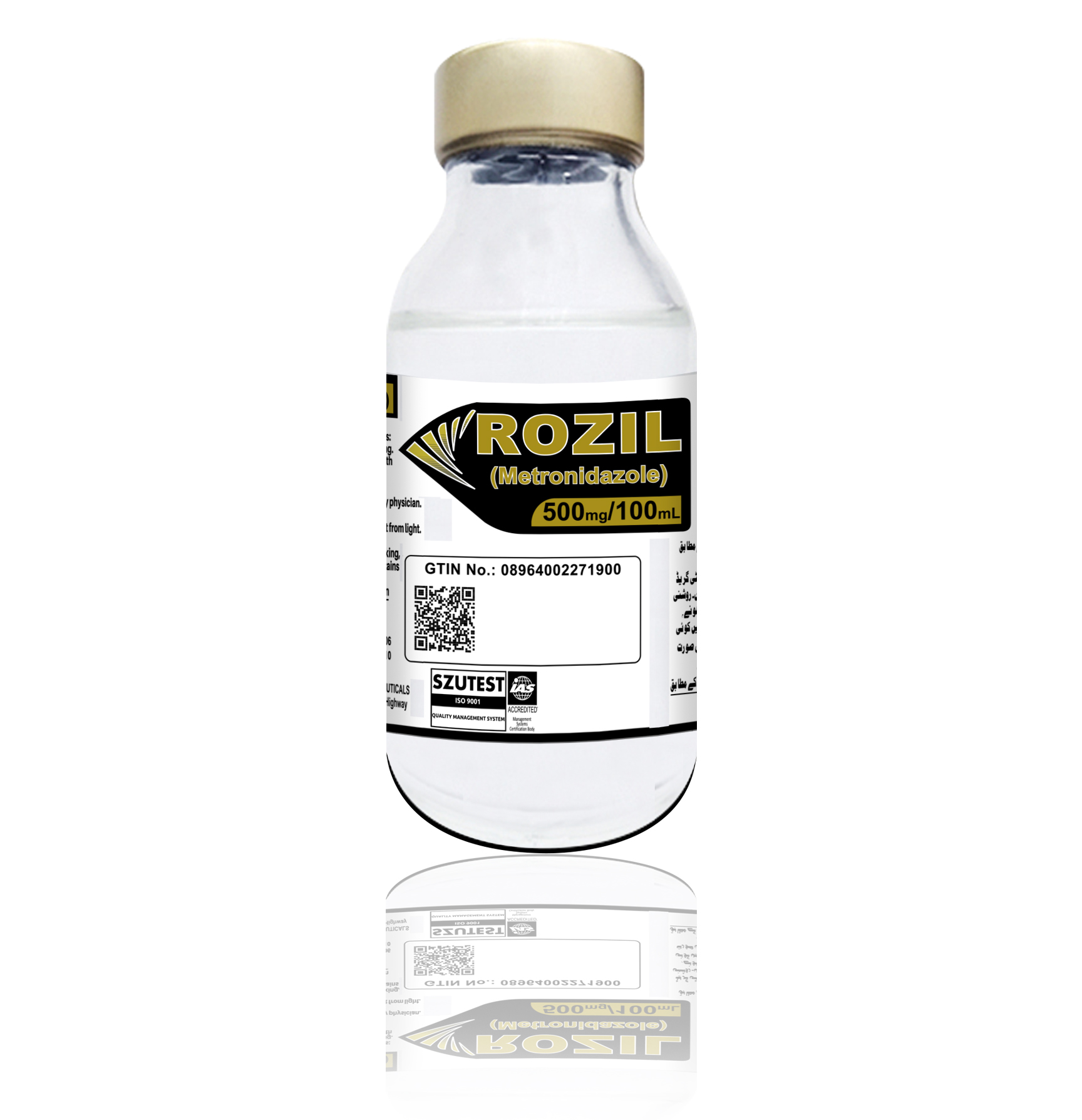 ROZIL 500mg Infusion